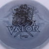 Valor - Icon - First Run - black - 180g - 3311 - pretty-domey-to-a-puddle-top-center - neutral