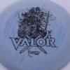 Valor - Icon - First Run - black - 180g - 3311 - slight-dome-to-a-puddle-top-center - neutral