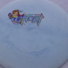 Ghost - Swirly Icon - Flat Top - acid-party-time-circles - 177g - pretty-flat - somewhat-stiff