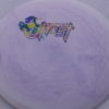Ghost - Swirly Icon - Flat Top - acid-party-time-circles - 178g - 3311 - pretty-flat - somewhat-stiff