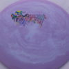 Ghost - Swirly Icon - Flat Top - acid-party-time-circles - 179g - 3311 - pretty-flat - somewhat-stiff