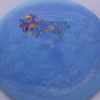 Ghost - Swirly Icon - Flat Top - acid-party-time-circles - 180g - 3311 - somewhat-flat - somewhat-stiff