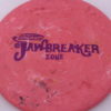Zone - swirly - jawbreaker - purple-lines - 304 - 170-172g - 3311 - super-flat - somewhat-stiff