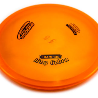 Innova Champion King Cobra orange with black stamp