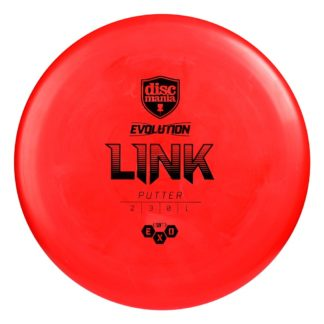 Discmania Link - Red with black stamp