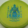 Method - Forge - Shadow Titan - Simon Lizotte - yellowgreen - teal - 178g - neutral - neutral
