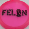 Felon - pink - lucid - black - 304 - 166g - 3311 - pretty-flat - neutral