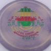 H2 V2 - 750 Spectrum - Kevin Jones - rainbow-rasta - 176g - 3311 - somewhat-flat - neutral