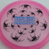 Recluse - Pinnacle - First Run - blend-pinkpurple - black - blue - 175g - super-flat - neutral