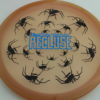 Recluse - Pinnacle - First Run - burnt-orange - black - blue - 175g - super-flat - neutral