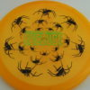 Recluse - Pinnacle - First Run - orange - black - green-laser - 175g - super-flat - neutral