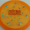 Recluse - Pinnacle - First Run - orange - camo-red-green-blue - red-lines - 175g - super-flat - neutral
