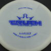 Truth - white - lucid - blue-fracture - 304 - 178g - somewhat-domey - neutral