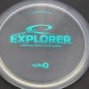 Explorer - Opto-X - Emerson Keith - clear - teal - 176g - super-flat - neutral