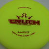 Truth - yellow - lucid - red - 304 - 178g - somewhat-domey - neutral