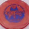 PA1 - 400 Spectrum - Seppo Paju - blue - 174g - 3311 - super-flat - pretty-gummy