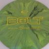 Bolt - burst - gold - gold - 174g - somewhat-domey - neutral