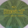Bolt - burst - gold - gold - 173g - somewhat-domey - neutral