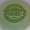 Wombat3 - Swirly Star - Garrett Gurthie - fresh-cut-grass - 180g - somewhat-flat - neutral