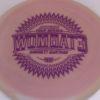 Wombat3 - Swirly Star - Garrett Gurthie - purple - 180g - somewhat-flat - neutral