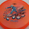 Pilot - Proton - Special Edition - orange - black - silver - blue - 168g - somewhat-puddle-top - neutral