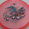 Pilot - Proton - Special Edition - pink - black - silver - blue - 173g - somewhat-puddle-top - neutral