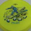 Pilot - Proton - Special Edition - yellow - black - silver - blue - 173g - super-flat - neutral