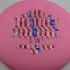 Tempest - Glow Proline - Limited Edition - glow-pink - flag - 170-172g - somewhat-flat - somewhat-stiff