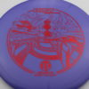 Rift - purple - proline - red - 175-176g - somewhat-flat - neutral