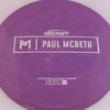 Zeus - Paul McBeth Prototype - silver-dots-small - 170-172g - 3311 - somewhat-domey - somewhat-stiff