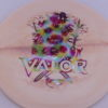 Valor - Icon - First Run - rainbow-jelly-bean - 180g - 3311 - slight-dome-to-a-puddle-top-center - somewhat-stiff