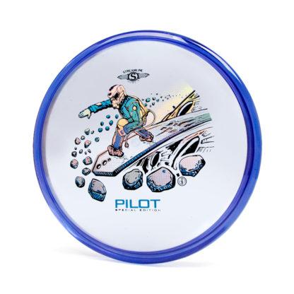 Streamline SE Proton Pilot Blue with 3 foil stamp