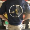 OTB Polo - Mens - navy - 2xl - white - silver - gold