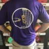 OTB Polo - Mens - purple - large - white - silver - gold