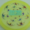 Recluse - Pinnacle - First Run - yellow - acid-party-time-circles - light-blue - 174g - super-flat - neutral