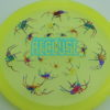 Recluse - Pinnacle - First Run - yellow - acid-party-time-circles - light-blue - 175g - super-flat - neutral
