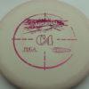 C4 - blend-whitepink - mid-grade - pink - 172g - super-flat - very-stiff