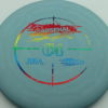 C4 - light-blue - mid-grade - rainbow - 172g - super-flat - very-stiff