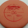 C4 - orange - mid-grade - red - 174g - super-flat - very-stiff