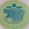 PD - Swirly S Line - Colten Montgomery Lone Howl - blue - 175g - 175-3g - somewhat-flat - neutral