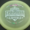 TL - Glow Champion - Joel Freeman - silver - acid-party-time - 175g - 3311 - pretty-domey - somewhat-stiff