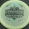 TL - Glow Champion - Joel Freeman - black - light-green - 175g - pretty-domey - somewhat-stiff