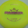 Raider - Lucid - yellow - light-pink - 304 - 175g - 3311 - somewhat-domey - neutral