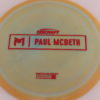 Anax - Paul McBeth Prototype - red - 170-172g - 172-2g - somewhat-domey - neutral