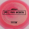 Anax - Paul McBeth Prototype - black - 175-176g - 177-3g - somewhat-domey - somewhat-stiff