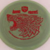PD - Swirly S Line - Colten Montgomery Lone Howl - red - 172g - 172-8g - somewhat-flat - neutral
