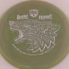 PD - Swirly S Line - Colten Montgomery Lone Howl - silver - 172g - 173-4g - somewhat-flat - neutral
