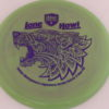 PD - Swirly S Line - Colten Montgomery Lone Howl - purple - 175g - 177-0g - somewhat-flat - neutral