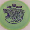 PD - Swirly S Line - Colten Montgomery Lone Howl - purple - 175g - 175-6g - somewhat-flat - neutral