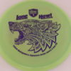 PD - Swirly S Line - Colten Montgomery Lone Howl - purple - 175g - 174-6g - somewhat-flat - neutral